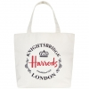 Pre-Order • UK | กระเป๋า Harrods Knightsbridge Stamp Tote Bag