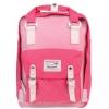 [ พร้อมส่ง ] - กระเป๋าเป้ Doughnut Macaroon Hong Kong canvas backpack #ROSE X RASPBERRY