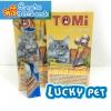 ขนมแมวเลีย โทมิ ลิควิด สแนค 15g.(ไก่/ตับ+ไบโอติน) พิเศษ 1 กล่อง 160 บาท แถม โทมิ สติ๊ก 1 แท่ง