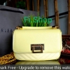 CHARLES & KEITH SMALL PUSH-LOCK CITY BAG