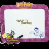 กระดานไวท์บอร์ด Harry Potter white board