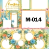 Template photo mix ขนาด 20x24 รหัส M-014