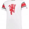 เสื้อทีเชิ้ตแมนเชสเตอร์ ยูไนเต็ด Stretford T-Shirt - White ของแท้