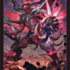 "Bushiroad Sleeve Collection Mini Vol.217 ""Lawless Mutant Deity, Obtarandus"" Pack"