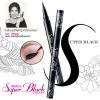 *พร้อมส่ง* Mistine Super Black Eyeliner ปากกาเขียนขอบตา ซุปเปอร์ แบล็ค ดำทะลุขีดสุด ของเฉดสีดำ