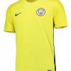 เสื้อแมนเชสเตอร์ ซิตี้ของแท้ Manchester City Strike Training Top Yellow