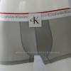 กางเกงในชาย Calvin Klein Boxer Briefs : สีเทา ขอบขาวแดง