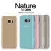 NILLKIN Nature Slim Clear TPU Case Cover for Samsung Galaxy S7