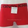 กางเกงในชาย Calvin Klein Boxer Briefs : สีแดง CK