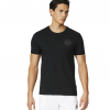 เสื้อทีเชิ้ตอดิดาสแมนเชสเตอร์ ยูไนเต็ด กราฟฟิกทีเชิ้ตสีดำของแท้
