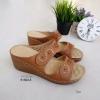 615035 : รองเท้าเตารีด 2 ตอน ฉลุลาย