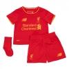 เสื้อลิเวอร์พูล 2016-2017 ทีมเหย้าสำหรับเด็กเล็กของแท้ Liverpool FC Home Baby Kit 16/17