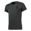 เสื้อทีเชิ้ตอดิดาสแมนเชสเตอร์ ยูไนเต็ด เดวิลกราฟฟิกทีเชิ้ตสีดำของแท้