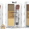 Canmake - Mix Eyebrow #No.02 Natural Brown