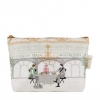 Pre-Order • UK   กระเป๋า Harrods Tea at The Georgian Travel Pouch
