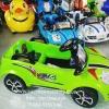 LN5718G/3061G รถแบตเตอรี่เด็กนั่งไฟฟ้า ยี่ห้อมินิจัสติน สีเขียว