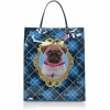 Pre-Order • UK | กระเป๋า Harrods Posh Pug Shopper Bag Collection