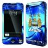 ของที่ระลึกแมนซิตี้ ของแท้ 100% จากสนาม เอติฮัด สเตเดี้ยม อังกฤษ Manchester City iphone 4G Skin สวย หรู ทน เหมาะสำหรับติดตั้งบน ไอพอด เป็นของฝากที่ระลึก สะสม แด่คนสำคัญ