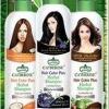 Herbal Hair Color Plus Shampoo & Treatment แชมพูสมุนไพร แคทเธอรีน มี 3 สูตร