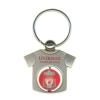 """พวงกุญแจ ที่ระลึก ลิเวอร์พูล สินค้าของแท้ จากสนาม """"แอนฟิลด์"""" Liverpool FC Keyring - Spinner - Shirt เหมาะใช้เอง ของฝาก สะสม ที่ระลึก ของขวัญ ให้แด่คนสำคัญ"""