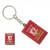 พวงกุญแจลิเวอร์พูล This is Anfield Badge & Keyring Set ของแท้