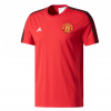 เสื้อทีเชิ้ตอดิดาสแมนเชสเตอร์ ยูไนเต็ด 3แถบสีแดงของแท้
