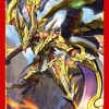 "Bushiroad Sleeve Collection Mini Cardfight!! Vanguard G ""Supreme Heavenly Emperor Dragon, Dragonic Blademaster ""Taiten""""(Tentative Pre-order)"