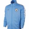 เสื้อไนกี้แจ็คเก็ตแมนเชสเตอร์ ซิตี้ Franchise Jacket สีฟ้าของแท้