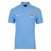 เสื้อโปโลแมนเชสเตอร์ ซิตี้ของแท้ Manchester City Core Match Up Polo - Sky Blue