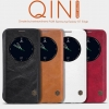 NILLKIN Qin Leather View Flip Wallet Case Cover For Samsung S7 Edge