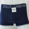 กางเกงในชาย D&G Boxer Briefs : สีน้ำเงิน ขอบ D&G