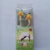 หูฟัง ANGRY BIRD สีเหลือง แจ๊ค 3.5 มม.