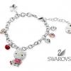 Pre-Order • PAC | สร้อยข้อมือ Swarovski Hello Kitty Bracelet