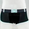 กางเกงในชาย ES Boxer Briefs : สีดำ ผ้าตาข่าย