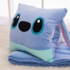 หมอนผ้าห่ม(นาโน) สติช Stitch