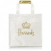 Pre-Order • UK   กระเป๋า Harrods Gold Crown Logo Shopper Bags Collection
