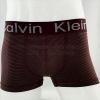 กางเกงในชาย Calvin Klein Boxer Briefs Free Size: สีน้ำตาล ลายทางขาว