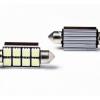 ไฟ LED แคปซูล SMD 8 ดวง ใหญ่ ขนาด 1.5CM*3.9CM (ป้องกันไฟเตือนโชว์)