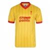 เสื้อเรทโรย้อนยุคลิเวอร์พูล 1982 เสื้อเยือนของแท้ Liverpool FC 1982 Away Retro Football Shirt