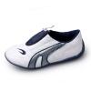 รองเท้ากีฬาเด็ก ทรงเท่ สีกรมขาว Size 21-33