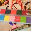 หมึกแสตมป์ 6 ช่อง 12 สี
