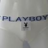กางเกงในผู้ชาย PLAYBOY Briefs : สีขาว