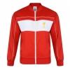 เสื้อแจ็คเก็ตเรทโรย้อนยุคลิเวอร์พูล 1982 เสื้อเยือนของแท้ Liverpool FC 1982 Retro Track Jacket