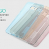 Nillkin Nature Slim Clear TPU Case Cover for Samsung Galaxy S6 Edge Plus