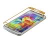 - ฟิล์มกระจกนิรภัย ขอบสีทอง For Samsung Galaxy A7 2016