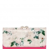 Pre-Order • UK | กระเป๋าสตางค์  Ted Baker RAYANN - Floral Matinee Purse & Small Accessory Bag