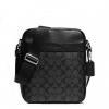 กระเป๋าผู้ชาย COACH FLIGHT BAG IN SIGNATURE F54788 BLACK