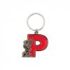 พวงกุญแจลิเวอร์พูลอักษรย่อ P ของแท้