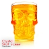 แก้วน้ำ(เบียร์) หัวกระโหลก