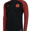 เสื้อแจ็คเก็ตแมนเชสเตอร์ ซิตี้ของแท้ Manchester City Strike Aeroswift Drill Top Black